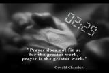 Prayer Countdown