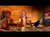 The Animated Kids Bible:Noah_5