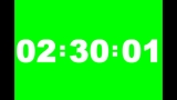 5 Minute Countdown Chroma Key