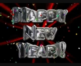 Happy New Year Background 7