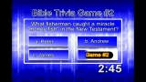The Bible Trivia Game Show