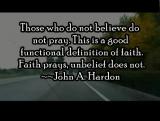 Prayer Wisdom