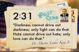 Martin Luther King Day Countdown