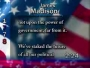 US Founding Fathers Quotes Countdown