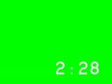 Green Screen Chroma Key 1