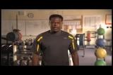 Linebacker pep talk - IDENTITY