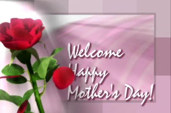 Mothers Day Welcome Long Loop W Bach Digital Echo E