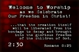Countdown#15:Freedom in Christ-5 min.