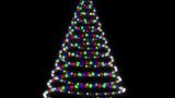 Christmas Lights Tree RAW