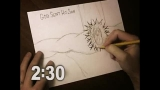 Birth to Cross Drawing Countdown