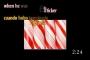 Candy Cane Concept - Bilingual