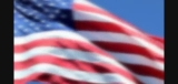 American Flag 4th of July Memorial Day Background Loops