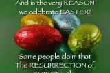 Thoughts on Easter