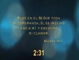 Regresivo: Oracion -Spanish