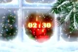 Christmas Holiday Season Countdown