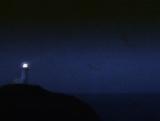 Grunge Lighthouse Background Motion Loop
