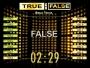 Bible Trivia: True or False Countdown
