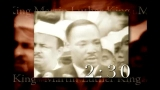 Martin Luther King Countdown