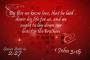 God Created Love Countdown