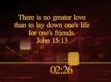 God's Love Countdown #1