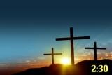 CD: 3 Crosses at Sunrise 01