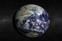Blue Marble Earth Middle