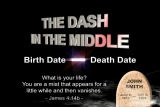 Dash in Middle Title Banner J.Smith