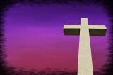 Cape Henry Cross Purple-Magenta