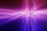 Cross Flow Purple-Blue
