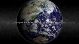 Blue Marble WIDESCREEN-John 3:16 Center