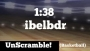 UnScramble -Basketball