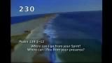 Countdown: Psalm 139