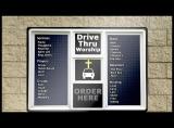 Drive Thru Worship
