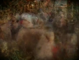 Background: Blurry Crowd Timelapse