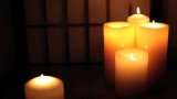 10 Real Candle Set