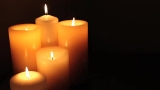 5 Real Candle Set