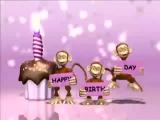 Happy Birthday Video version 5