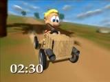 Boxcart Race Countdown