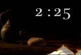 Lord's Supper Countdown