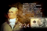 Founding Fathers Christian Quotes Countdown