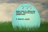 Easter Trivia Egg Hunt Countdown