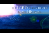 THE LORD IS