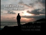 Take a Little Time