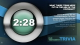 Trivia Countdown 01 of 10 - Old Testament 1