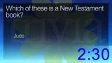 Trivia Countdown 03 of 10 - New Testament 1