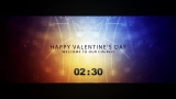 Valentine's Day Countdown - Welcome