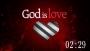 Valentine's Day Countdown - God Is Love