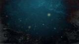 Worship Loop- Blue Grunge