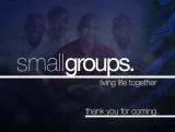 SMALL GROUPS 01: Closing Loop (SD)
