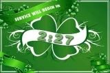 St. Patrick's Countdown